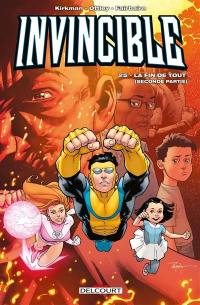 Invincible. Volume 25, La fin de tout