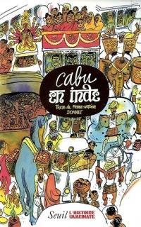 Cabu en Inde