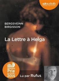 La lettre à Helga
