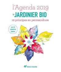 L'agenda 2019 du jardinier bio