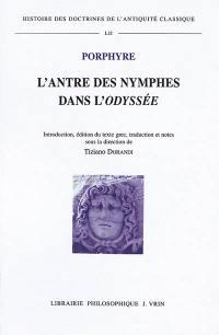 L'antre des nymphes dans l'Odyssée