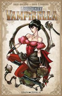 Legenderry, Vampirella