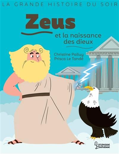 Zeus et la naissance des dieux