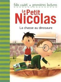 Le Petit Nicolas. Volume 18, La chasse au dinosaure