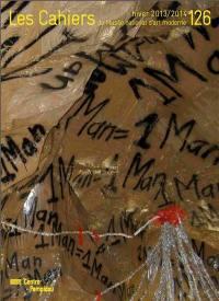 Cahiers du Musée national d'art moderne. n° 126, Préhistoire, modernité
