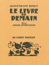 Le livre de demain de la librairie Arthème Fayard