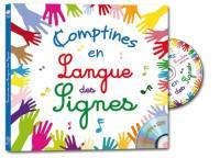 Mes comptines en langue des signes