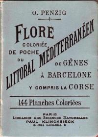 Flore coloriée de poche du littoral méditerranéen