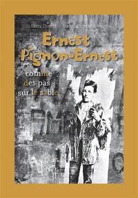 Ernest Pignon-Ernest, comme des pas sur le sable