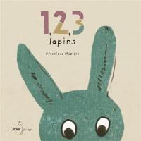 1, 2, 3... lapins