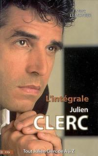L'intégrale Julien Clerc