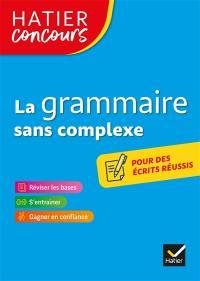 La grammaire sans complexe