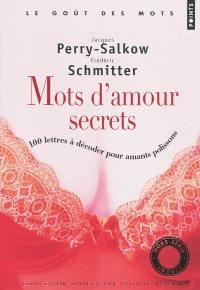 Mots d'amour secrets