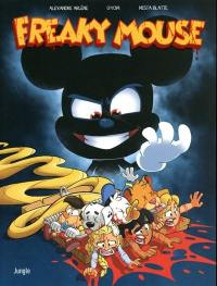 Freaky mouse,