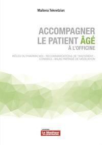 Accompagner le patient âgé à l'officine