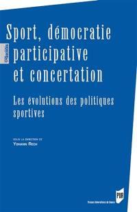 Sport, démocratie participative et concertation