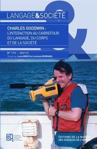 Langage et société. n° 173, Charles Goodwin