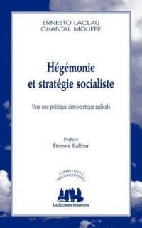Hégémonie et stratégie socialiste