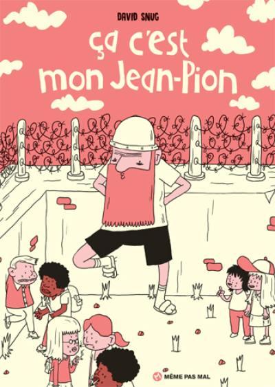 Ca c'est mon Jean-Pion