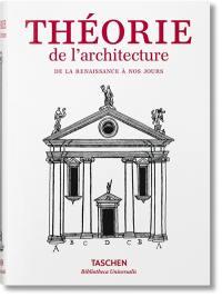 Theorie de l'architecture