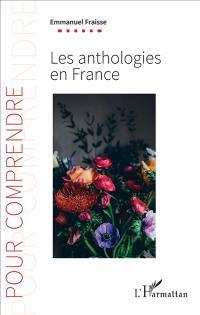 Les anthologies en France