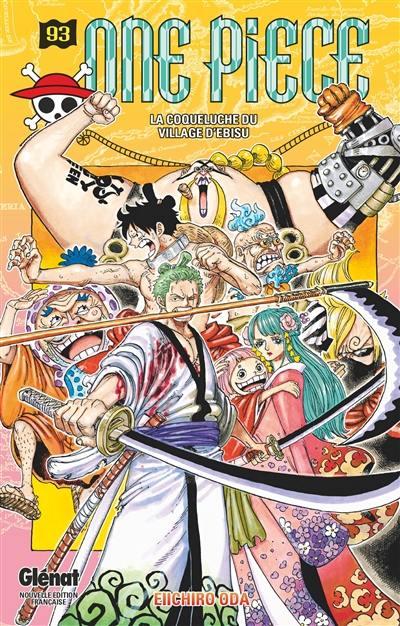 One Piece. Volume 93, La coqueluche du village d'Ebisu