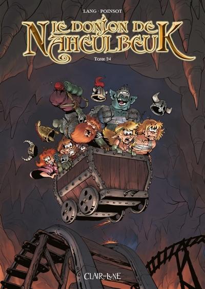 Le donjon de Naheulbeuk. Volume 24,
