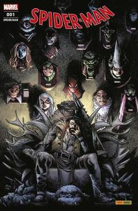 The amazing Spider-Man : hunted. n° 1,