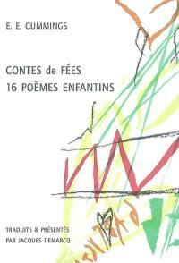 Contes de fées; 16 poèmes enfantins