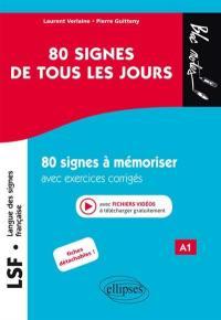 LSF, langue des signes française A1