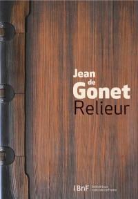 Jean de Gonet, relieur