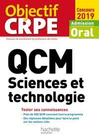 QCM sciences et technologie