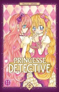 Princesse Détective. Volume 2,