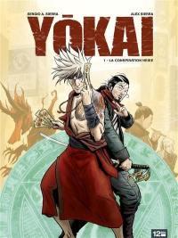 Yokai. Volume 1, La conspiration Heike