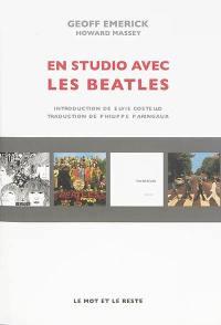 En studio avec les Beatles