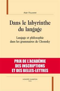 Dans le labyrinthe du langage