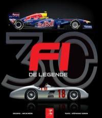 30 F1 de légende