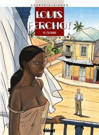 Louis Ferchot. Volume 5, L'île rouge