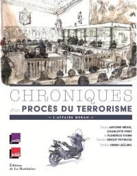 Chroniques d'un procès du terrorisme