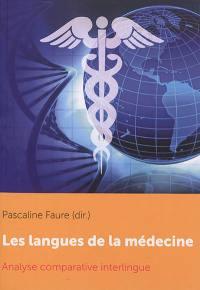 Les langues de la médecine