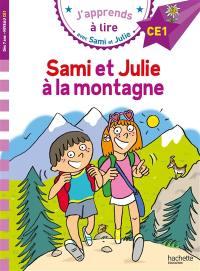 Sami et Julie à la montagne