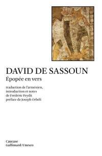 David de Sassoun