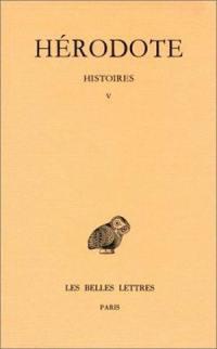 Histoires. Volume 5, Terpsichore