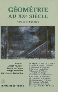 Géométrie au XXe siècle, 1930-2000