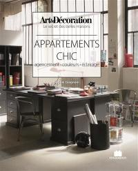 Appartements chic et stylés