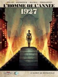 L'homme de l'année. Volume 12, 1927