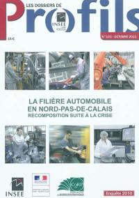 La filière automobile en Nord-Pas-de-Calais