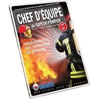 Connaissances élémentaires pour acquérir les compétences du niveau chef d'équipe de sapeur-pompier