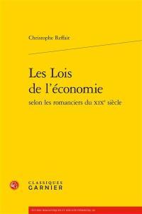 Les lois de l'économie selon les romanciers du XIXe siècle