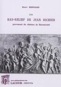 Un bas-relief de Jean Richier provenant du château de Haraucourt